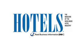 Stekker uit toonaangevend blad Hotels