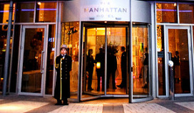 Nieuwe directeur Manhattan Hotel