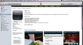 JRE in App Store voor iPhone