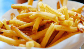 Gewone friet veruit populairst in cafetaria's