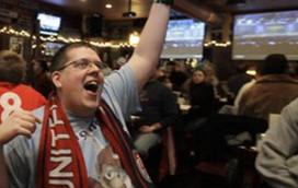 Britse pubs snakken naar WK Voetbal