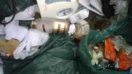 Schade vuilstakingen niet te verhalen
