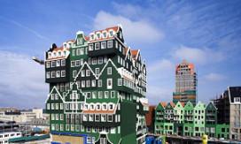 Twee doden na val van Inntel Hotel Zaandam
