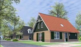 Uitbreiding vakantiepark Hunzebergen