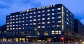 Hotelgiganten tegen Fins sterrensysteem
