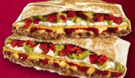 Eerste Taco Bell voor Engeland