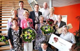 Gastvrijheidszorg Award naar Helmond en Weesp