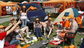 Ruim 800 boekingen Oranjecampings