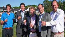 Maison catert tot in 2012 beroemde golftoernooien