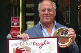 Beaujolais-prijs voor Joop Braakhekke