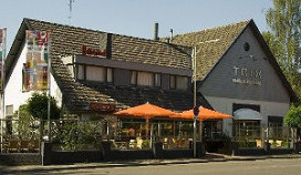 Arnhems restaurant volledig in de as gelegd