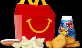 Consumentenwaakhond stapt naar rechter om Happy Meal