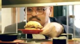Braadworst als lokaal gerecht McDonald's