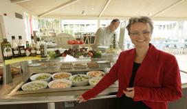 'Prijzen in bedrijfsrestaurants maar negen procent verhoogd