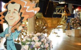 Golden Tulip Maastricht wordt André Rieu Hotel