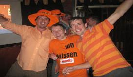 Succes Oranje: weinig extra omzet partycateraars
