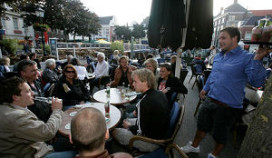 Zalmhuis en Boterlap in eregalerij Terras Top 100