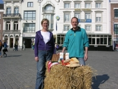 Den Bosch wil grootste biologische picknick