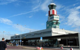 Overval op hotel op Rotterdam The Hague Aiport