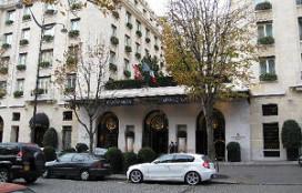 Recessie in dure hotels Parijs lijkt voorbij