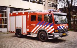 Keukenbrand cateraars leidt tot evacuatie