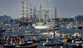'Amsterdam verdient 90 miljoen euro aan Sail