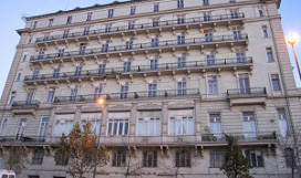 Beroemd hotel Istanbul gerestaureerd