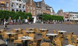 Horecadichtheid in Haarlem hard gedaald