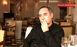 Ferran Adria begint blog over kookexperimenten
