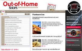 Integratie FoodExpress en Out of Home Shops