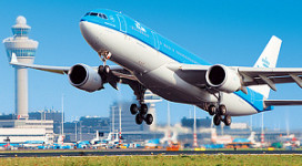 KLM kiest voor Hollandse maaltijden