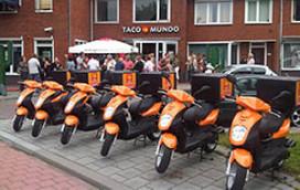 Taco Mundo opent in Den Haag