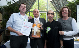Sodexo wint duurzame catering Award