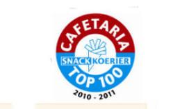 Zuid‑Holland meeste bedrijven in Cafetaria Top 100