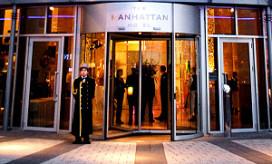 Vliegtuigbom bedreigt Manhattan Hotel Rotterdam