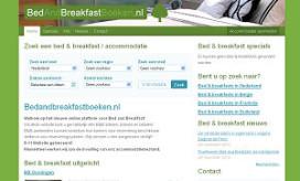 Lancering boekingsite voor Bed & Breakfast