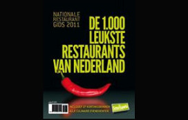 Smulweb lanceert gids 'leukste restaurants 2011