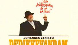 Johannes van Dam in ziekenhuis opgenomen