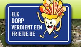 'Elk Belgisch dorp moet frietkraam krijgen