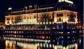 50.000 duurzame lichtjes op het Amstel Hotel