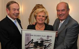 Leo van Eeghem VLAG Award voor John Beeren