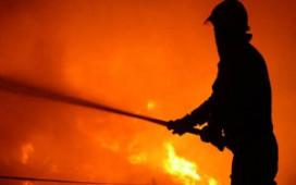 Chinees restaurant afgebrand
