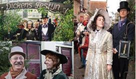 Wit Dickens Festijn trekt 100.000 bezoekers