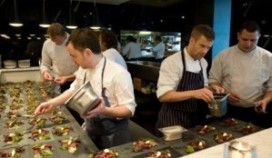 Aikens at Nevy-menu  loopt door tot nieuwjaar