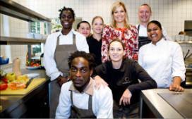 Innovatief pre-kerstdiner van The Colour Kitchen groot succes