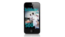 Lekker lanceert app voor iPhone