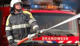 Brand bekende horecavleesfabriek Enschede geblust