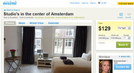 Van den Hoff voorspelt verdere opmars Airbnb.com