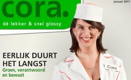 Cora krijgt eigen online glossy magazine