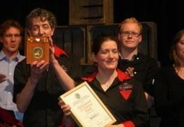 De Hofkamer wint de derde Bier & Gastronomie Award